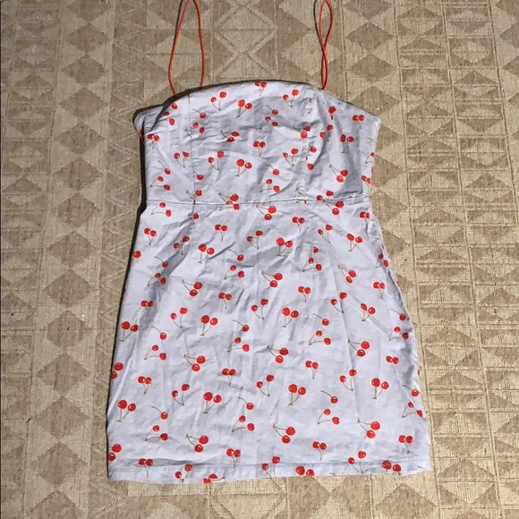 Urban Outfitters Dresses & Skirts - Urban Fitters Cherry Dress 🍒 US size 10.